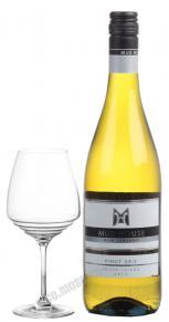 Mud House Pinot Gris Новозеландское вино Мад Хаус Пино Гри