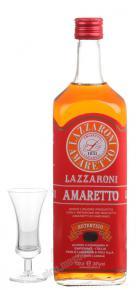 Ликер Амаретто Лазарони 1851 Ликер Amaretto Lazaroni 1851