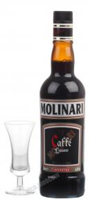 Ликер Самбука Молинари Каффе Liquor Sambuca Molinari Caffe