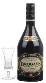 Ликер Броганс Айриш Крим сливочный ликер Ликер Brogans Irish Cream 0.7 л