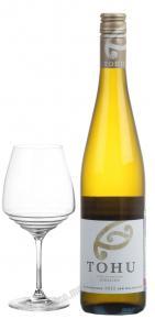 Tohu Riesling новозеландское вино Тоху Рислинг