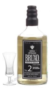 Bruxo Mezcal 2 Мескаль Брухо 4 Печуга де Магей