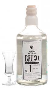 Bruxo Mezcal 1 Мескаль Брухо 1 Эспадин