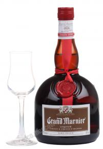 Grand Marnier Cordon Rouge ликер Гран Марнье Кордон Руж