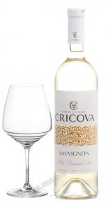 Cricova Sauvignon Vintage Range Молдавское вино Совиньон Крикова серия Vintage Range