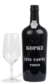 Kopke Fine Tawny портвейн Копке Файн Тони