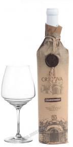 Cricova Chardonnay Papyrus Молдавское вино Шардоне Крикова серия Papyrus