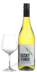 Dusky Sounds Sauvignon Blanc Новозеландское вино Даски Саундс Совиньон Блан