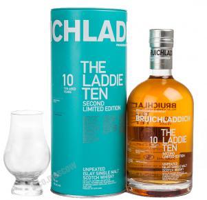 Whisky Port Charlotte Bruichladdich 10 years Виски односолод. Бруклади Ладди 10 лет