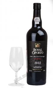 Porto Royal Oporto LBV 2012 Портвейн Рояль Опорту ЛБВ 2012г