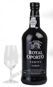 Porto Royal Oporto Tawny Портвейн Порто Роял Опорто Тони