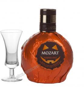 Ликер Mozart Pumpkin spice Ликер Мозарт шоколадный с пряной тыквой
