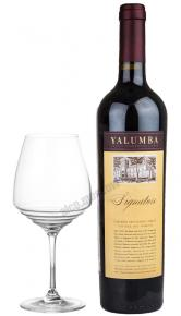 Yalumba Signature Cabernet Sauvignon-Shiraz Ялумба Сигнатюре Каберне Совиньон-Шираз