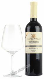 Teliani Valley Pirosmani грузинское вино Телиани Вели Пиросмани