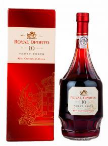 Porto Royal Oporto Tawny 10 years Портвейн Порто Роял Опорто Тони 10 лет