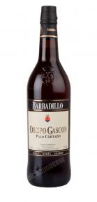Barbadillo Obispo Gascon Palo Cortado Jerez DO ХЕРЕС ОБИСПО ГАСКОН ПАЛО КОРТАДО