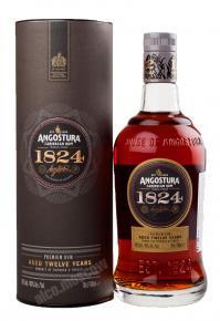 Angostura rum 1824 ром Ангостура 1824