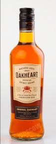 Bacardi Oakhart 500 ml ром Бакарди Оакхарт 0.5 л