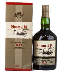 Rhum J.M X.O Agricole Ром Джи. Эм. Х.О. Агриколь