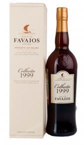 Adega de Favaios Moscatel 1999  Португальское вино ликерное Адега де Фавайуш Москатель 1999 в п/у