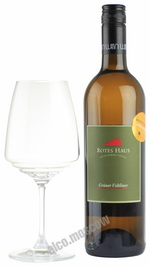 Rotes Haus Gruner Veltliner австрийское вино Ротес Хаус Грюнер Вельтлинер