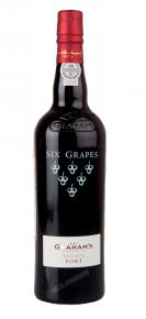 Grahams Six Grapes Reserve Портвейн Грэмс Сикс Грейпс Резерв
