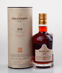Grahams 20 years old Портвейн 20 лет