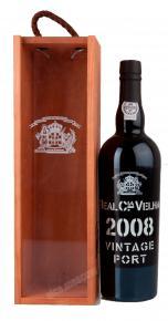 Портвейн Porto Royal Compahnia Velha Bintage Port 2008 купить Реал Компания Вэлья Винтаж Порт 20018 цена