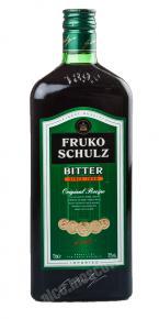 Fruko Shulz Bitter Настойка горькая Фруко Шульц Биттер