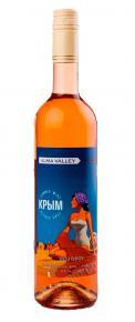 Alma Valley Summer Wine Российское вино Алма Велли Саммер Вайн