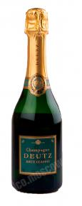 Deutz Brut Classic Шампанское Дейц Классик