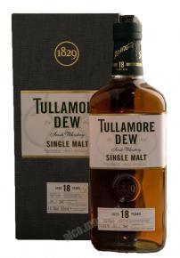 Tullamore Dew 18 years виски Талламор Дью 18 лет