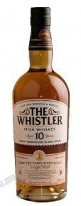 The Whistler 10 years Виски Вистлер 10 лет