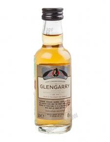 Виски купаж. Гленгэрри  Glengarry Blended Whisky