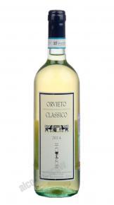 Bonacchi Orvieto Classico Итальянское вино Бонакки Орвьето Классико