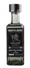 Mezcal Montelobos Мескаль Монтелобос
