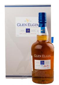 Whisky Glen Elgin 18 years Виски Глэн Элгин 18 лет