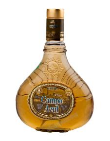 Campo Azul Anejo 100 % Agave текила Кампо Азул Аньехо 100 % агава