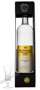 Vodka Summum Lemon водка Суммум лимонная в пу