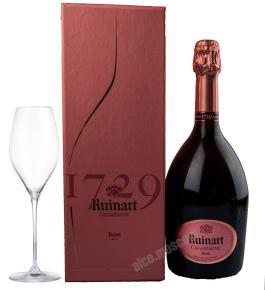 Ruinart Rose Brut шампанское Рюинар Розе Брют