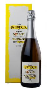 Louis Roederer Brut Nature Champagne AOC 2009 Шампанское Луи Родерер Брют Натюр 2009г.