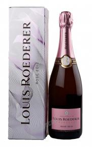 Louis Roederer Brut Rose AOC Grafika Шампанское Луи Родерер Брют Розе Графика