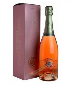 Barons de Rothschild Rose 0,75l Шампанское Барон де Ротшильд Розе 0,75л в п/у