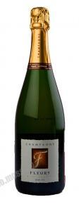 Шампанское Флери Блан де Нуар Деми-Сек 0,75л
