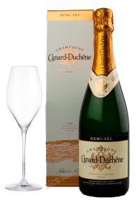 Canard-Duchene Demi-Sec шампанское Канар-Дюшен Деми-Сек