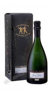 Paul Bara Special Club Brut Bouzy Grand Cru gift box шампанское Поль Бара Спесьяль Клаб Брют Бузи Гран Крю в п/у