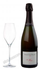 Chartogne-Taillet Brut Le Rose Sainte Anne шампанское Шартонь-Тайе Брют Ле Розе Сент Анн