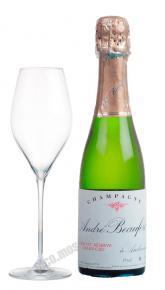 Andre Beaufort Demi-Sec Grand Cru Шампанское Андре Бофор Деми-Сек Гран Крю