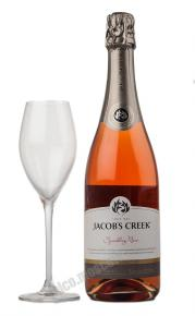 Jacobs Creek Sparkling Rose 0,75l Вино Джейкобс Крик Спарклинг Розе 0,75л