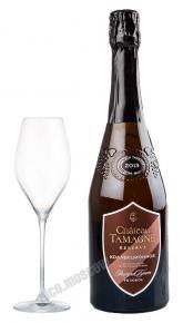 Chateau Tamagne Reserve шампанское Шато Тамань Резерв